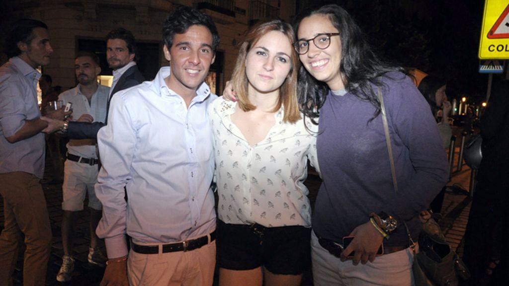 'Veraneando' en la noche madrileña