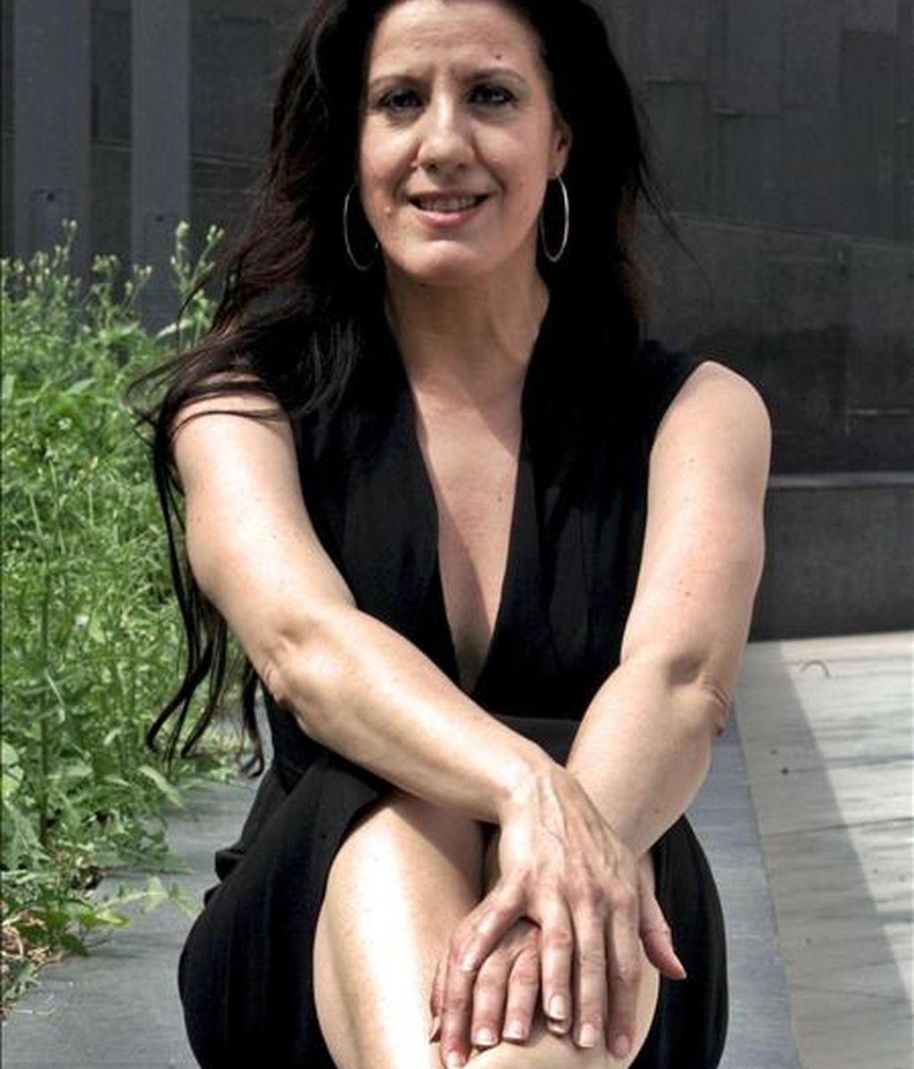 """La bailarina y coreógrafa María Pagés ofrece en su último espectáculo un autorretrato de su trayectoria vital, emocional y artística, """"sin ningún tipo de pudor ni tabú"""", según ha explicado durante una entrevista con EFE con motivo de la llegada del mismo a Barcelona, del 31 de agosto al 19 de septiembre. EFE"""