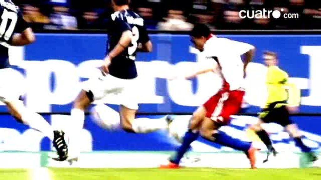 Manu elige el gol de Ben-Hatira