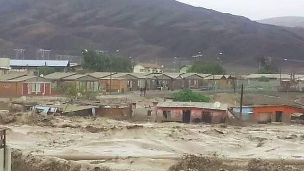 Gobierno chileno decreta estado de catástrofe la región de Atacama