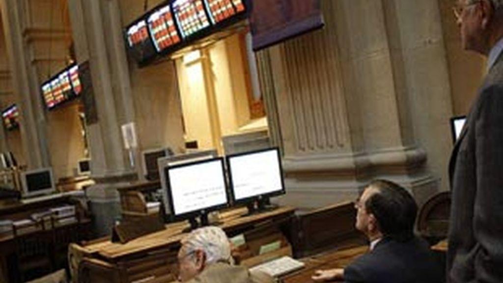 La bolsa de Madrid se desploma en la apertura