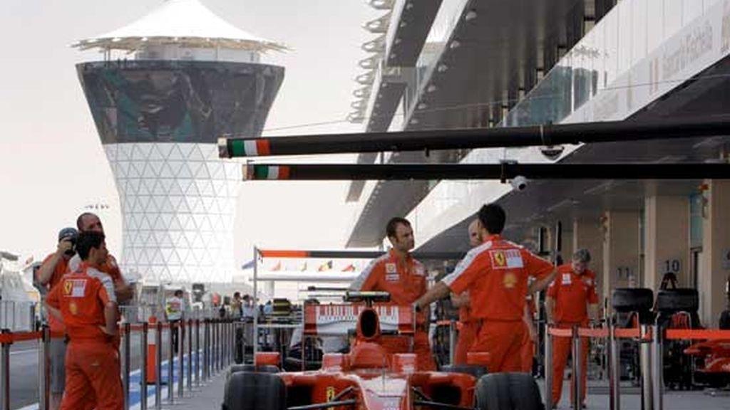 Ferrari espera a Fernando Alonso