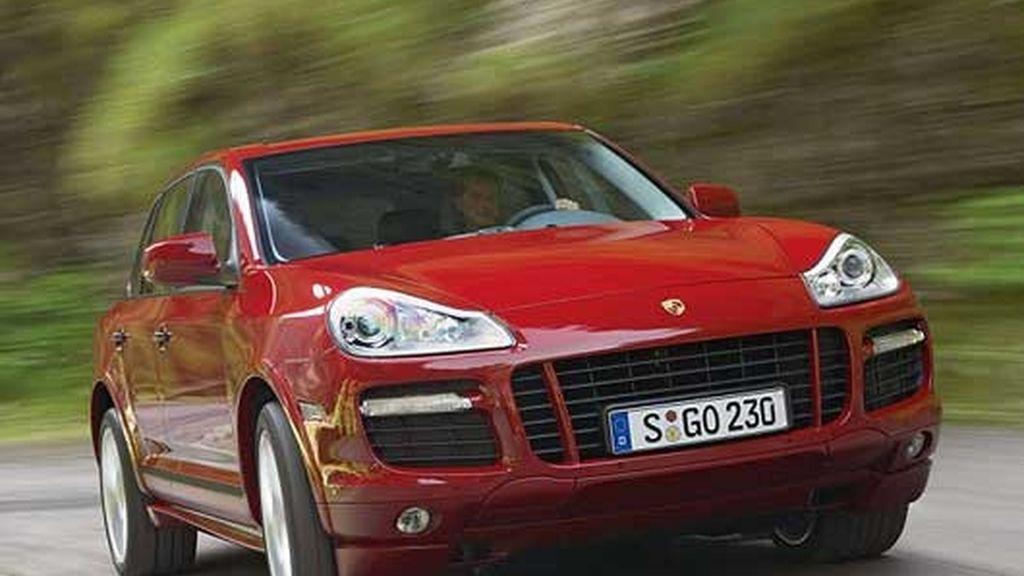 Cayenne GTS, lo nuevo de Porsche