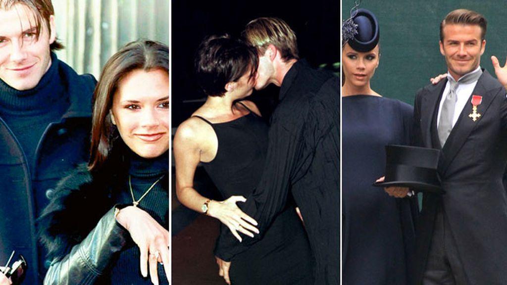 ¡Cómo han cambiado desde que anunciaran su compromiso aquel 25 de enero de 1998!