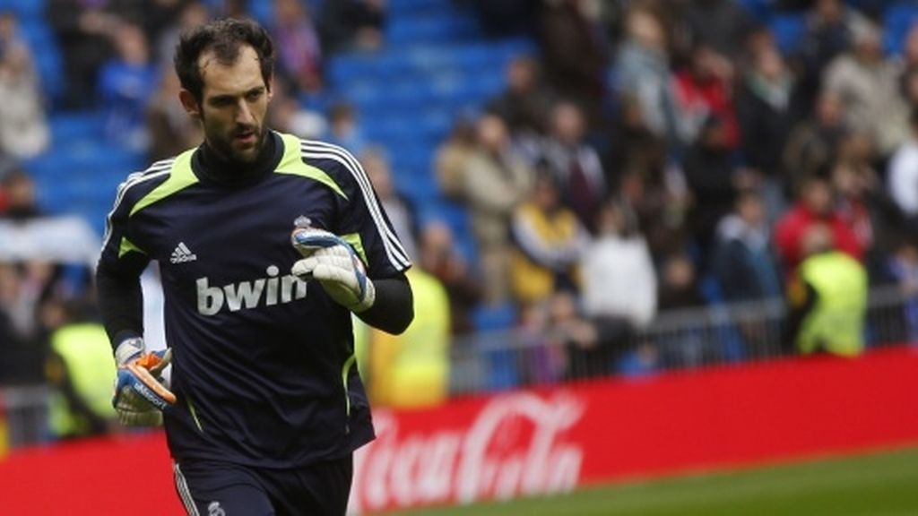 Diego Lopez, Madrid