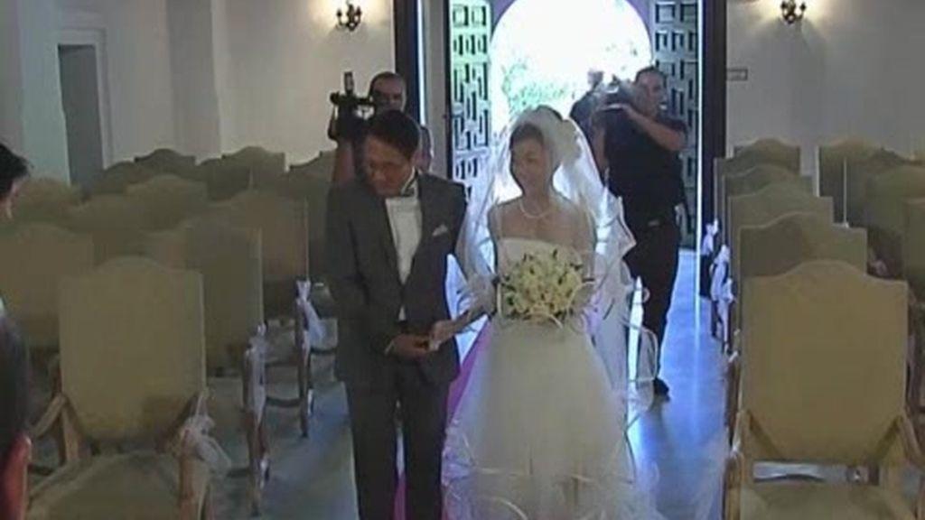 Turismo matrimonial de japoneses