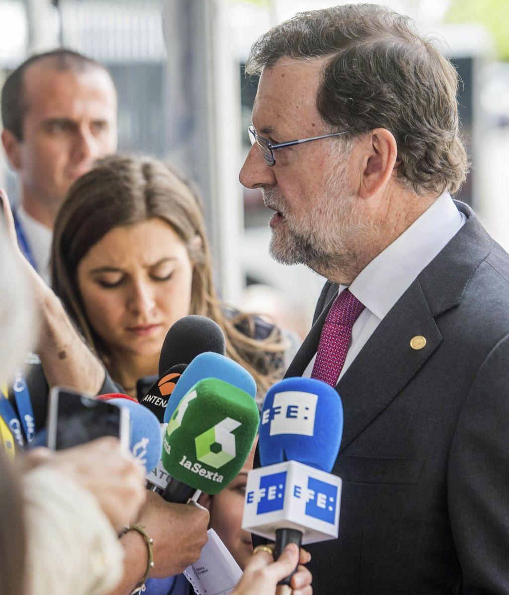 """Rajoy a Cameron: """"Que no quiera quedarse solo con lo que le interesa de la UE"""""""