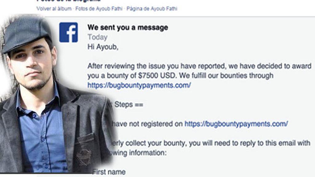 Facebook,Ayoub Fathi