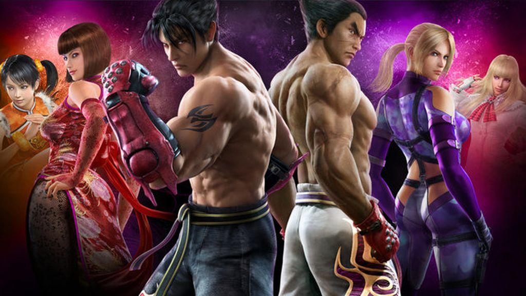 Demuestra que eres verdadero rey del puño de hierro en Tekken