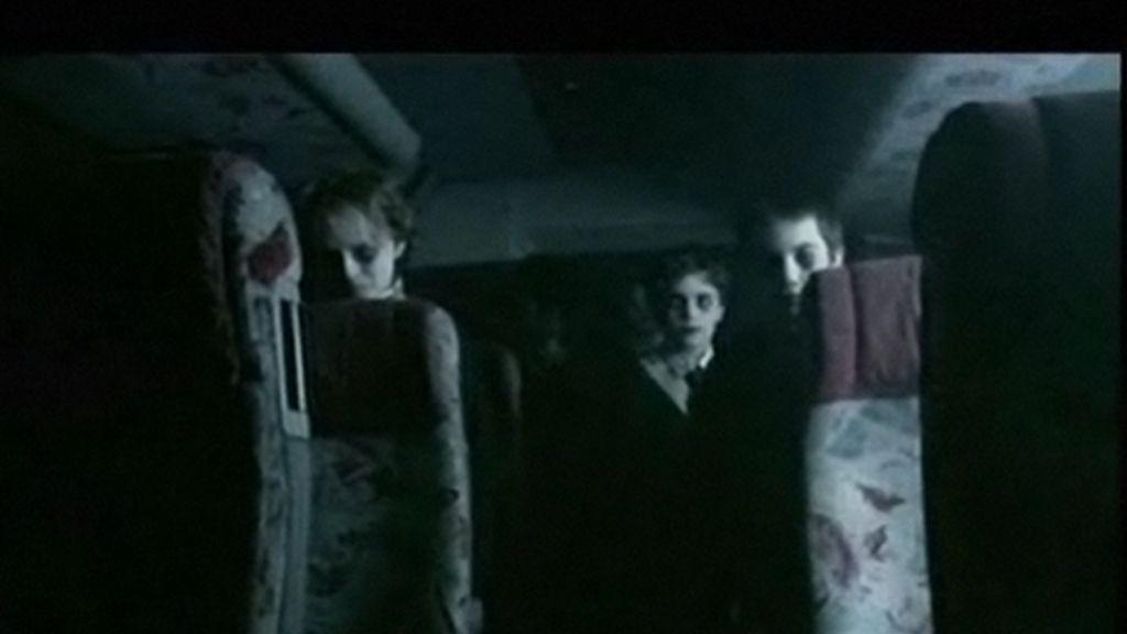 Diarios del Miedo. Defecto de Autobús