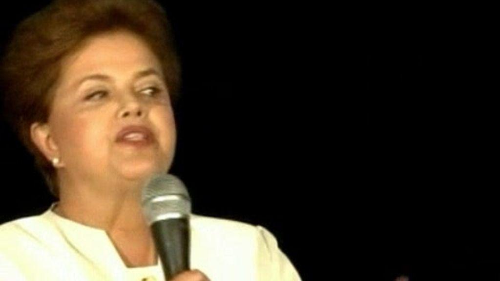Victoria de Dilma Rousseff