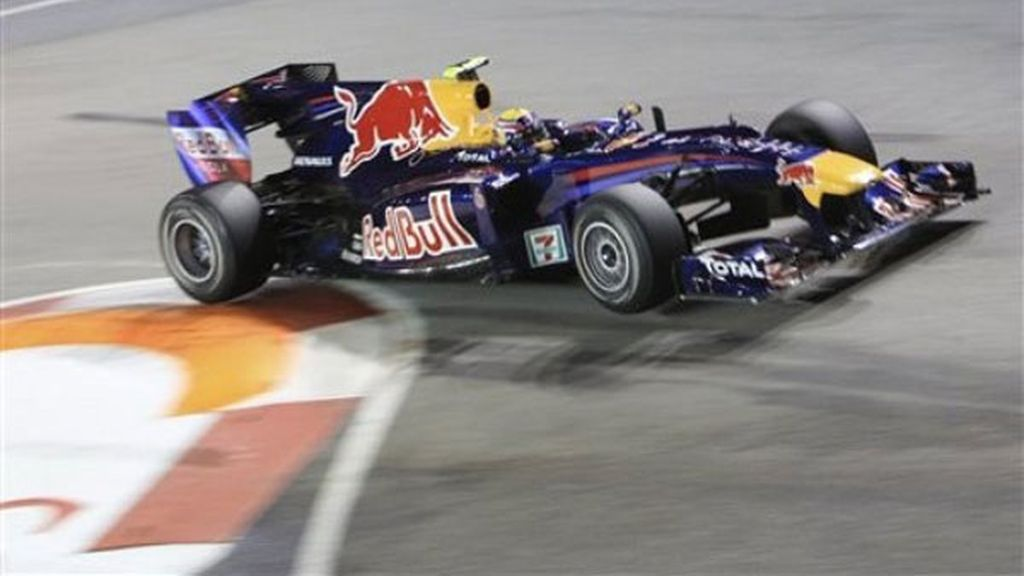 Webber defenderá el liderato del Mundial desde la tercera línea de parrilla
