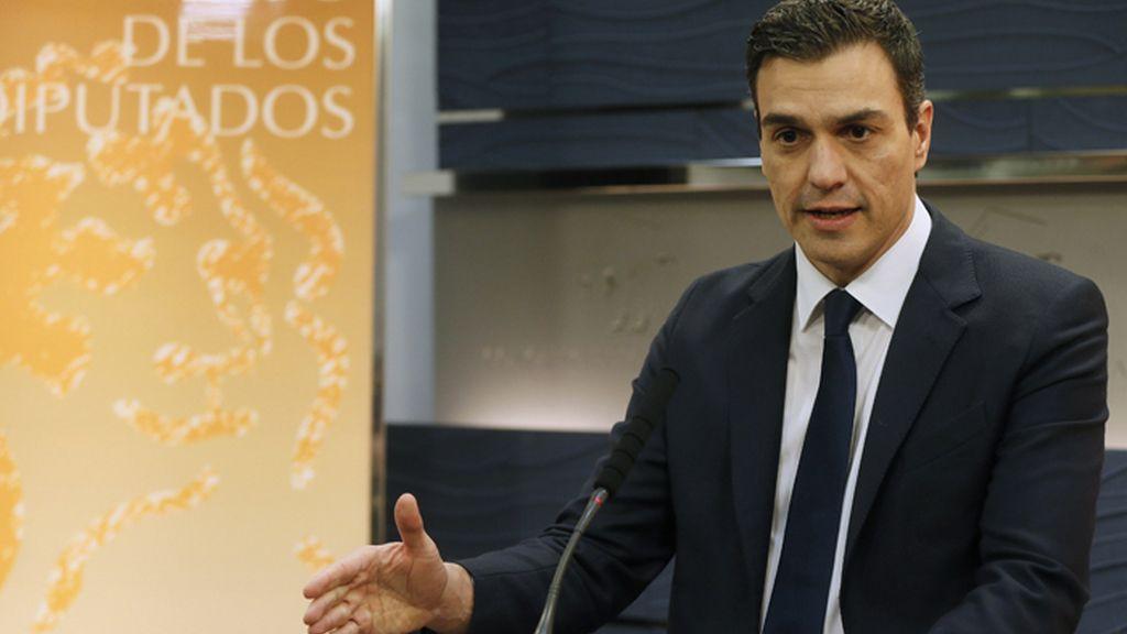 Pedro Sánchez acepta las condiciones de Ciudadanos para la investidura
