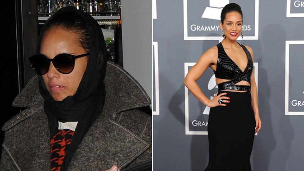 ¿Alicia Keys o Doña Rogelia?