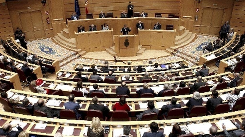 la cámara alta fija hoy el plazo de enmiendas y la fecha del pleno
