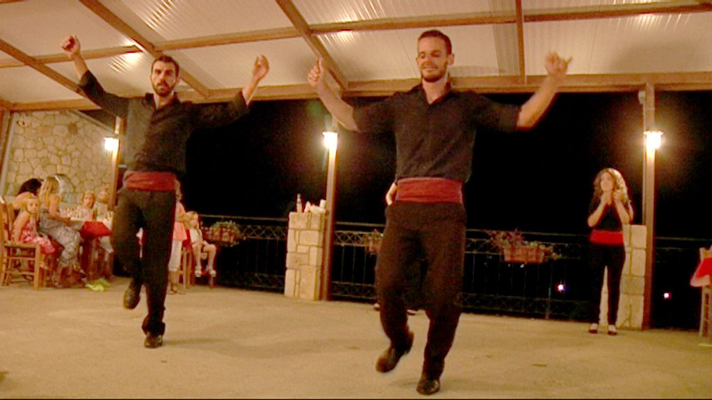 La gran fiesta griega