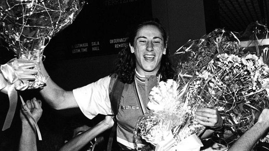 Barcelona 1992: Almudena Muñoz - Yudo