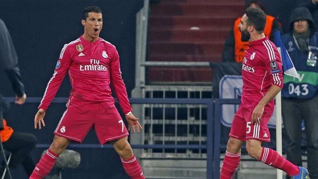 Cristiano Ronaldo marca el camino y acaba con la sequía