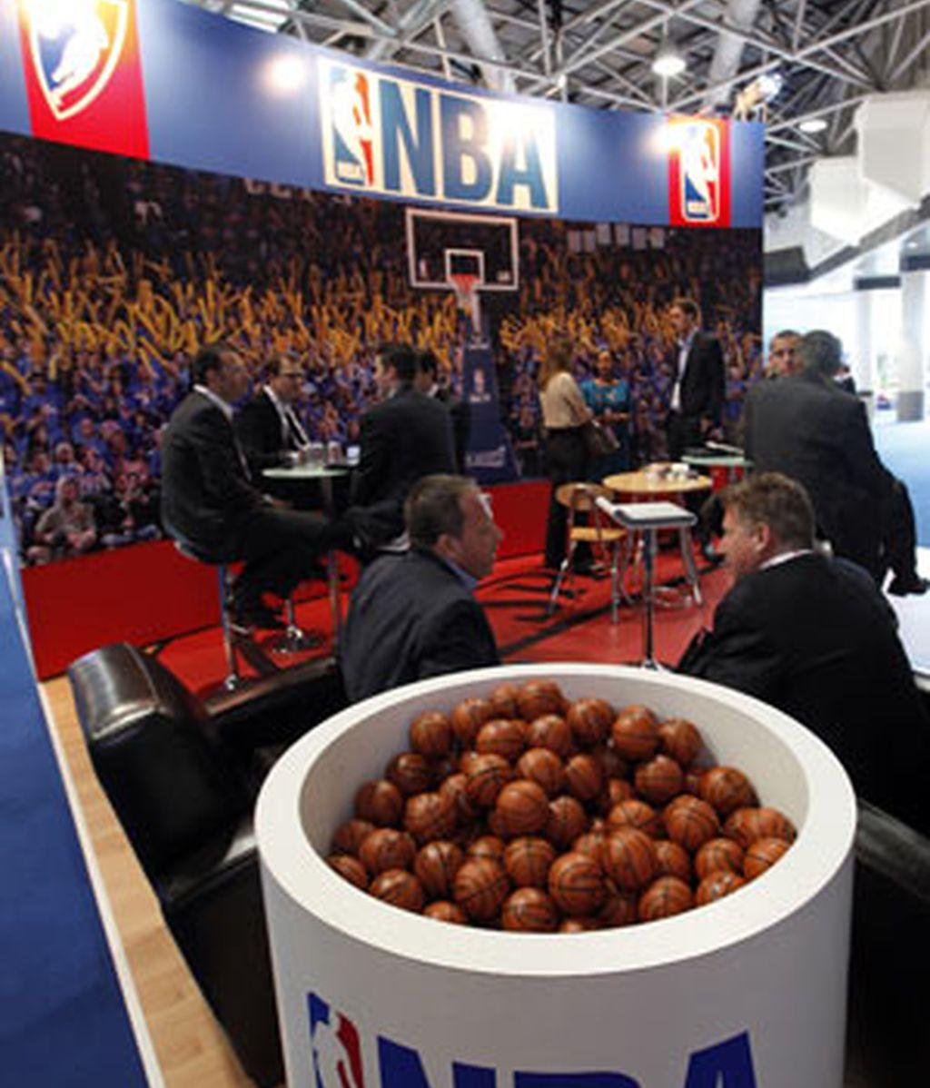 La NBA contiúa parada, al menos, hasta diciembre FOTO: REUTERS