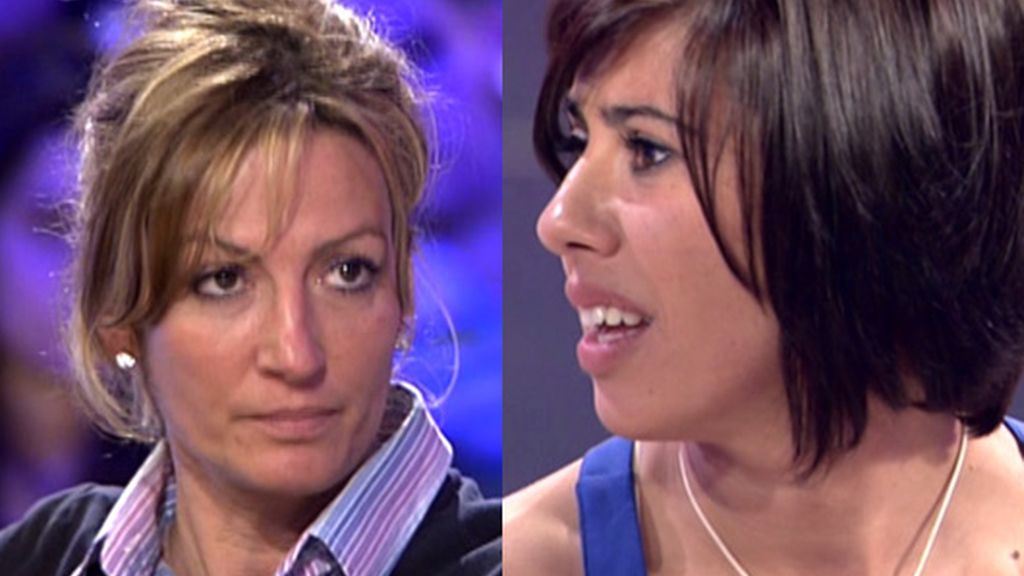 Jorge y Silvia, segundos finalistas