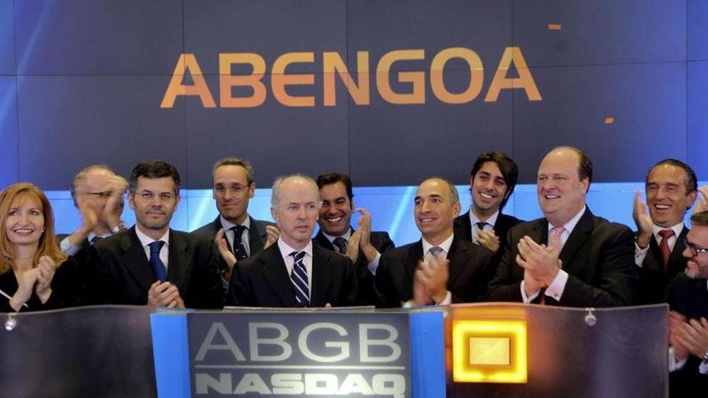 Cúpula directiva de Abengoa