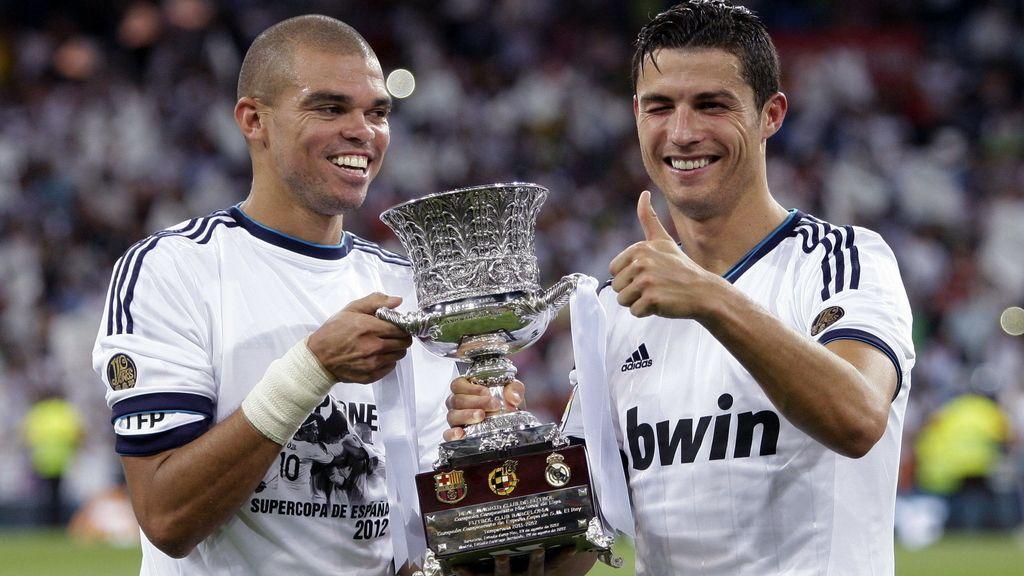 El Real Madrid se lleva el prímer título de la temporada