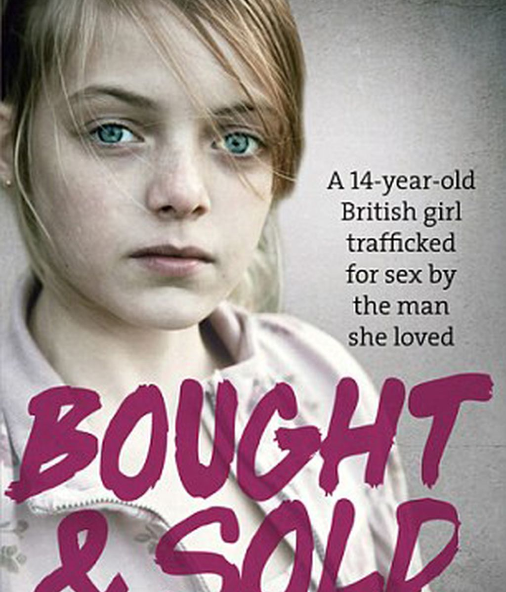 Portada del libro, 'Bought & Sold'