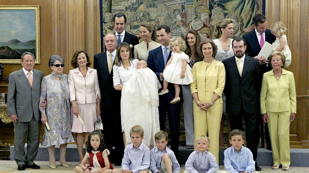 Ana Belén y la infanta Cristina... las favoritas de Jesús del Pozo
