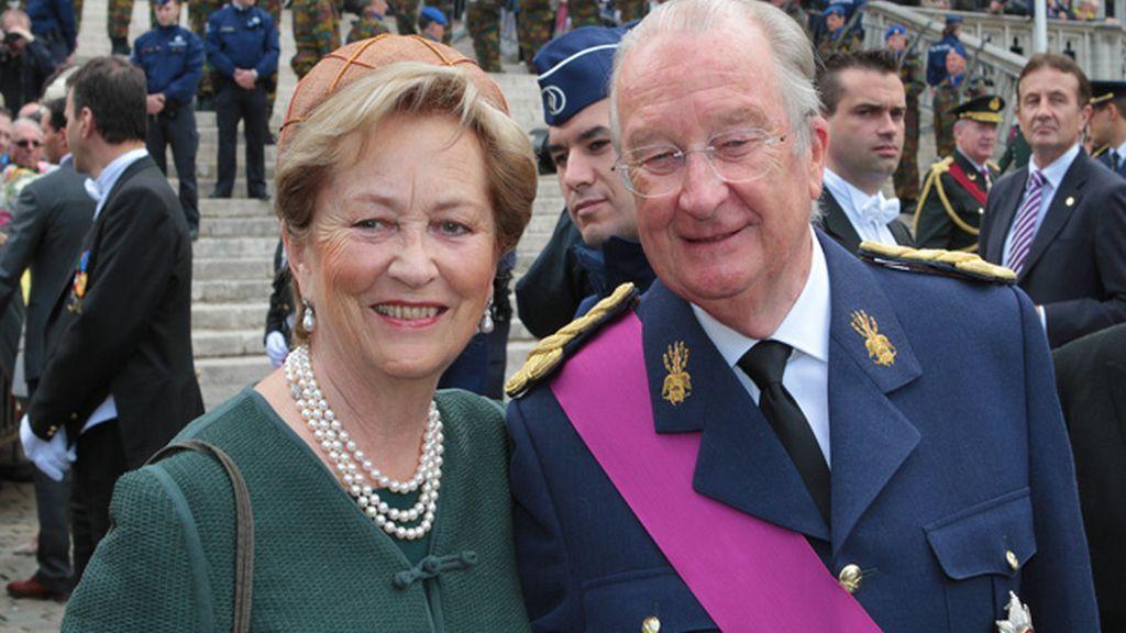 Alberto II, el rey de Bélgica, abdica