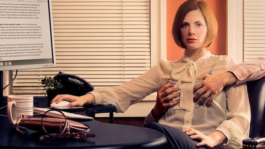 La visión crítica del acoso a la mujer durante su rutina