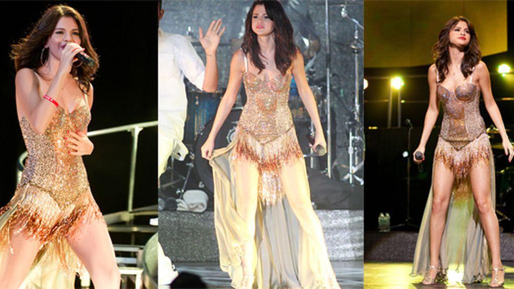 Ha repetido el vestido en numerosas ocasiones. Foto: Gtres
