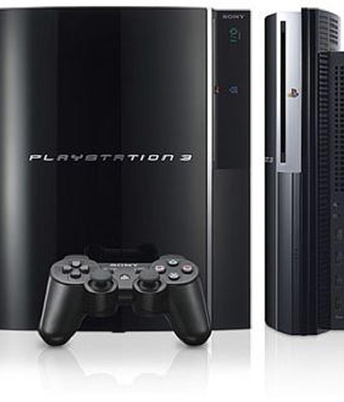 Los códigos de seguridad de la PlayStation 3 fueron publicados en internet. Ahora la Sony ha emprendido acciones legales contra los hackers. Foto archivo