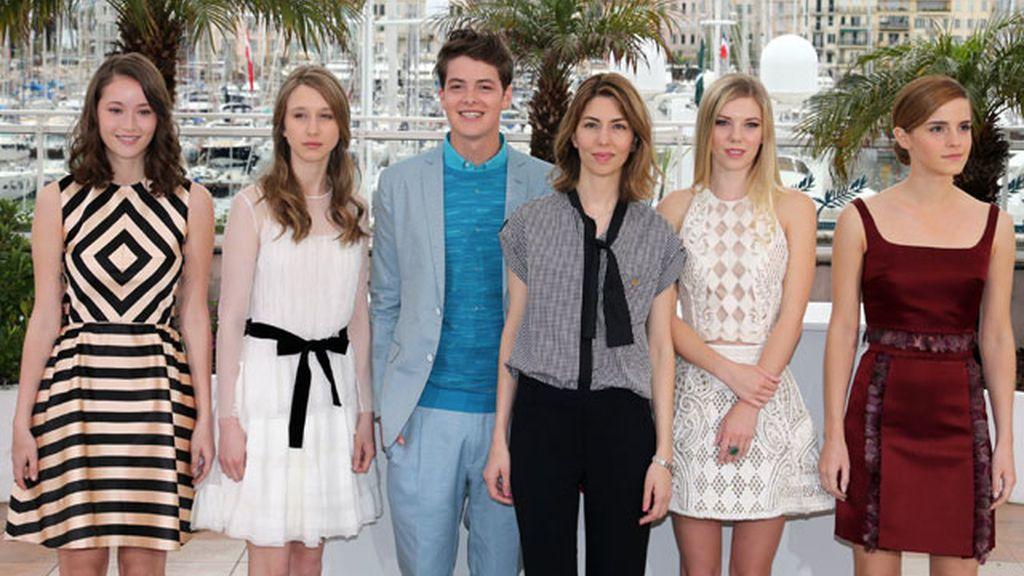 Sofía Coppola presenta Bling Ring en Cannes