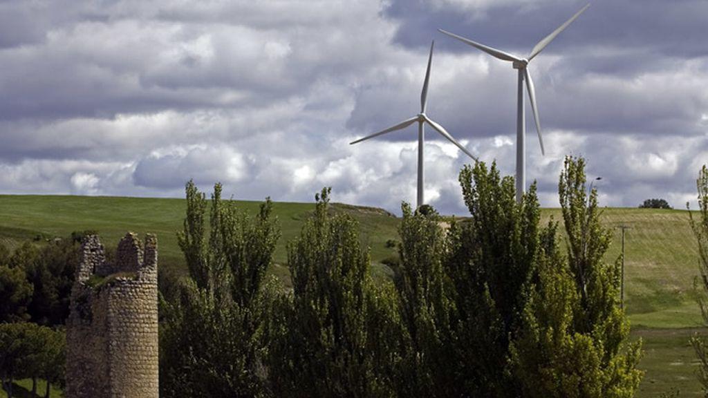 Ramón Arangüena se identifica con el paisaje de su Palencia natal