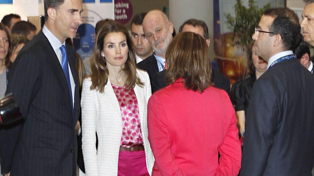 Los Príncipes de Asturias, la mejor 'marca España' en EEUU