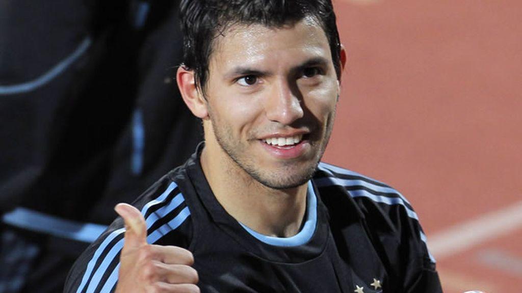 Sergio Agüero (Argentina)