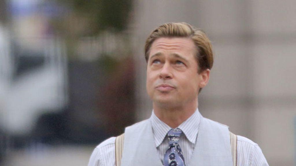 """Del """"hola guapos"""", al rescate de una niña: Canarias muere por los huesos de Brad Pitt"""