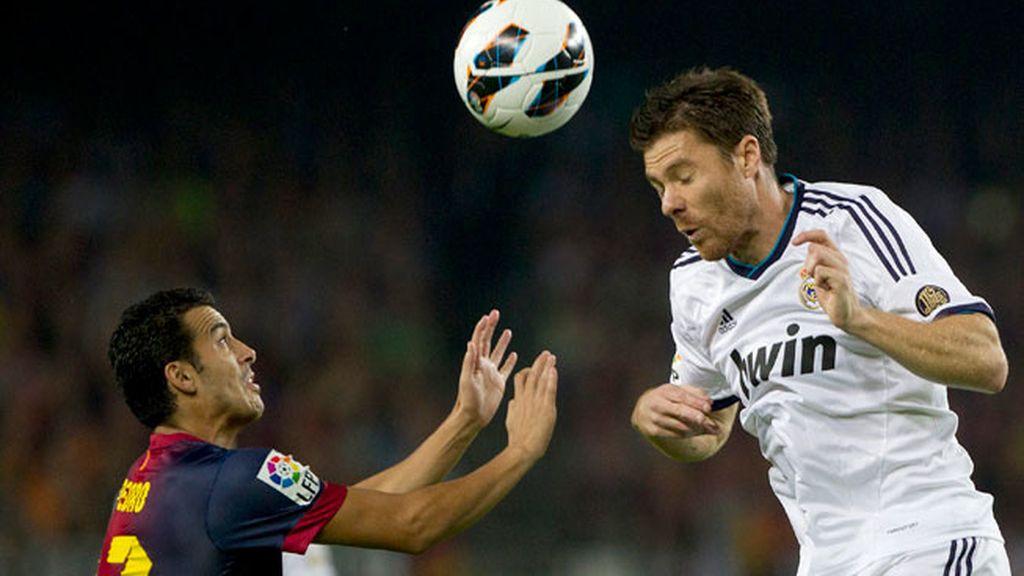 Partido entre el Real Madrid y el Barça
