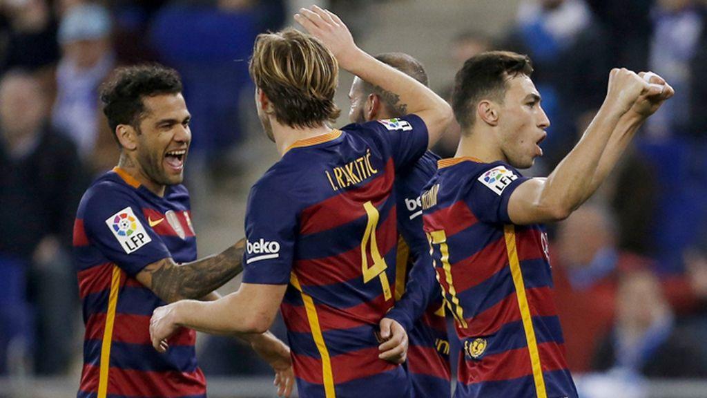 El Barça, a cuartos con más polémica en la grada que en el terreno de juego