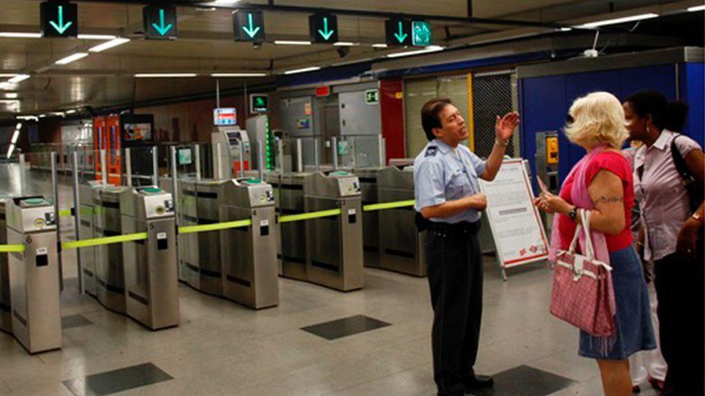 Un tribunal declara ilegal la huelga de Metro de Madrid del 29 y 30 de junio de 2010
