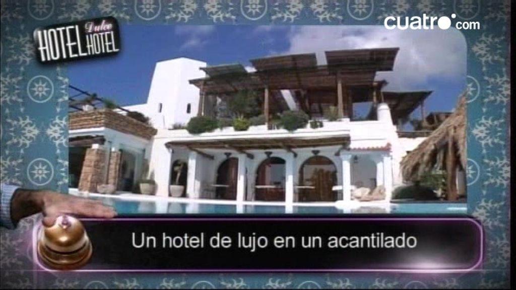 AVANCE. Hotel dulce Hotel: Acantilados, carromatos o hasta un barrio de Sevilla al completo pueden esconder un hotel