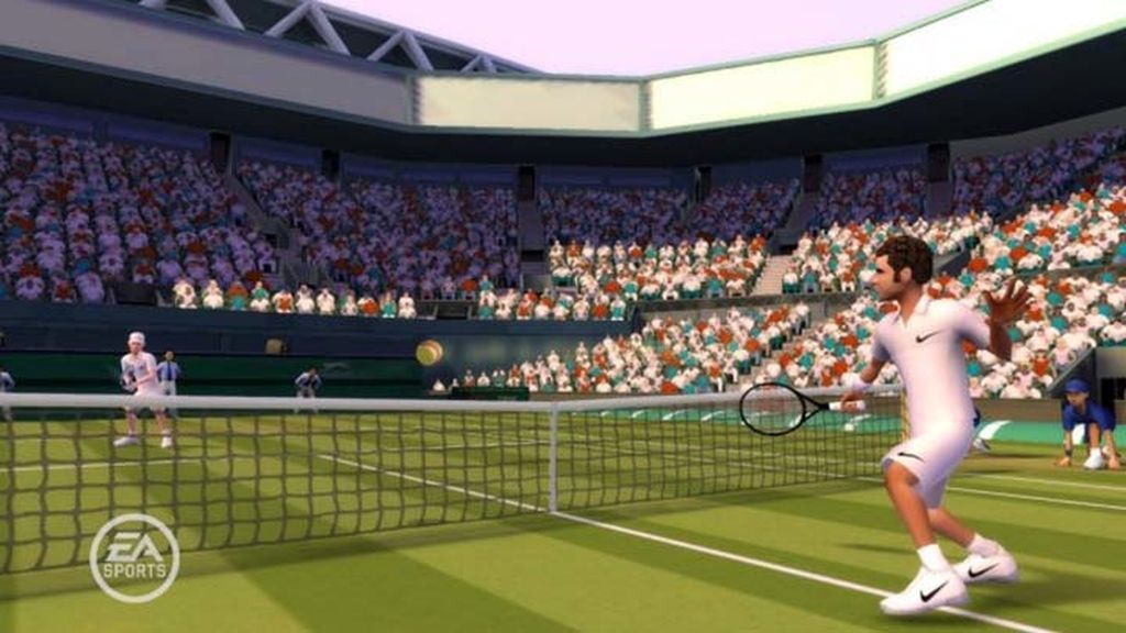 Playmi, Grand Slam Tennis, vjuegos