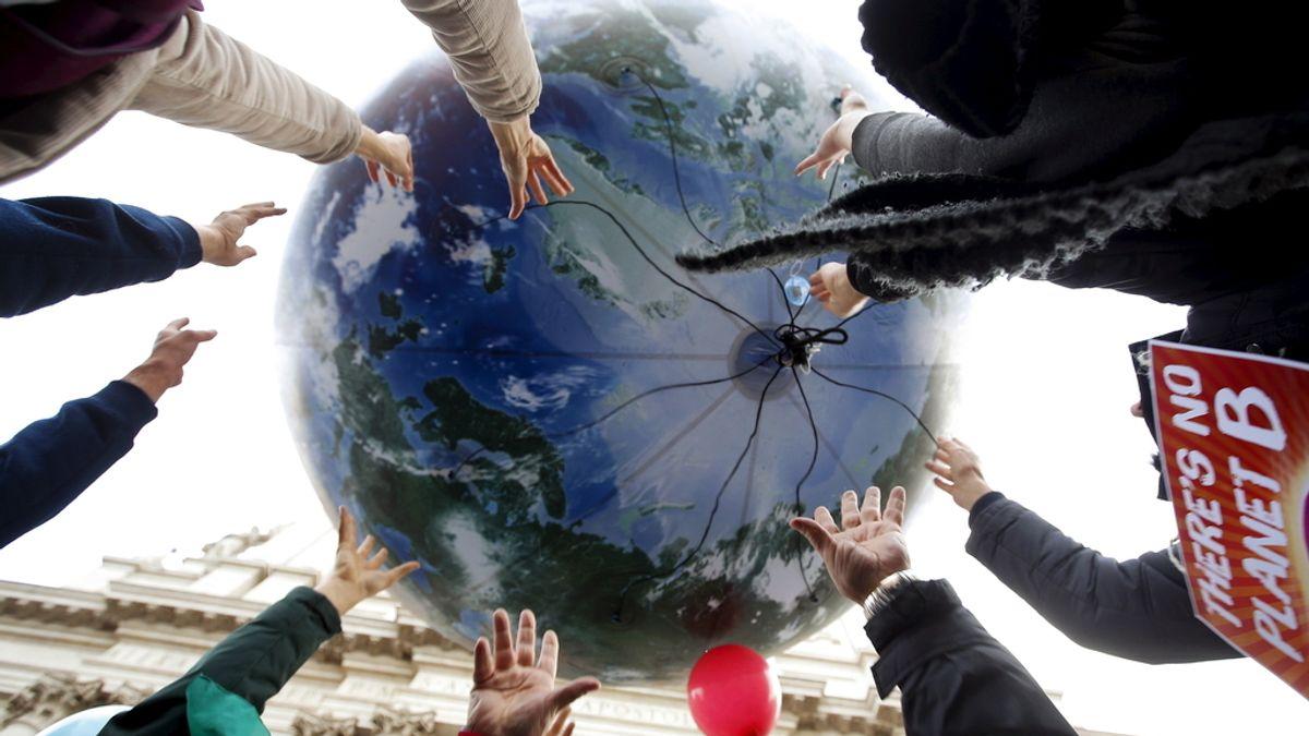 Protestas mundiales por el medio ambiente
