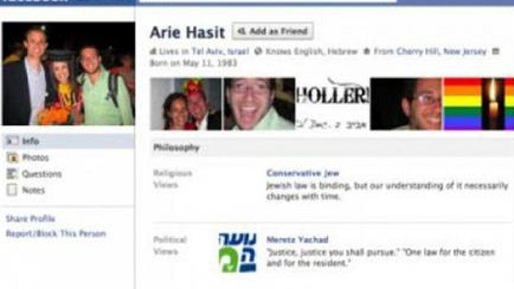 Arie Hasit: Fue el primer no fundador que se inscribió en Facebook