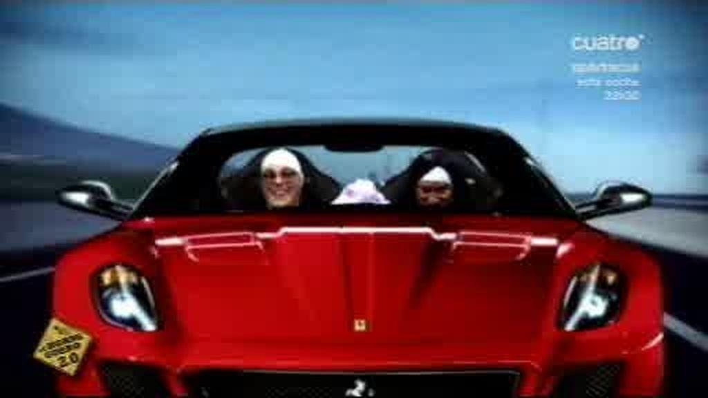 Sor Ferrari y su millón de euros robado