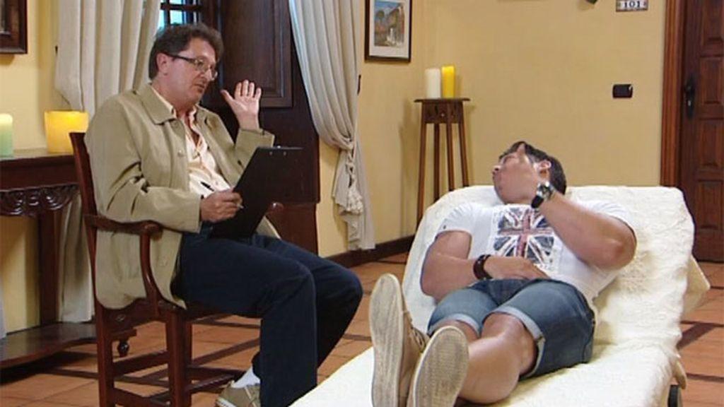 Los chicos confiesan sus sentimientos al padre de Corina