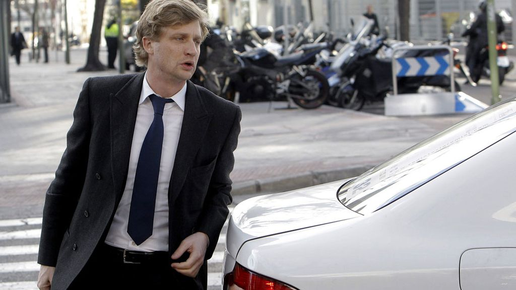 Yorck Olaf Schumacher, experto de la AMA que ha declarado en el juicio por la operación Puerto