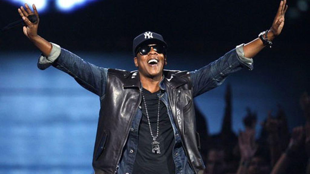 el rapero Jay-Z