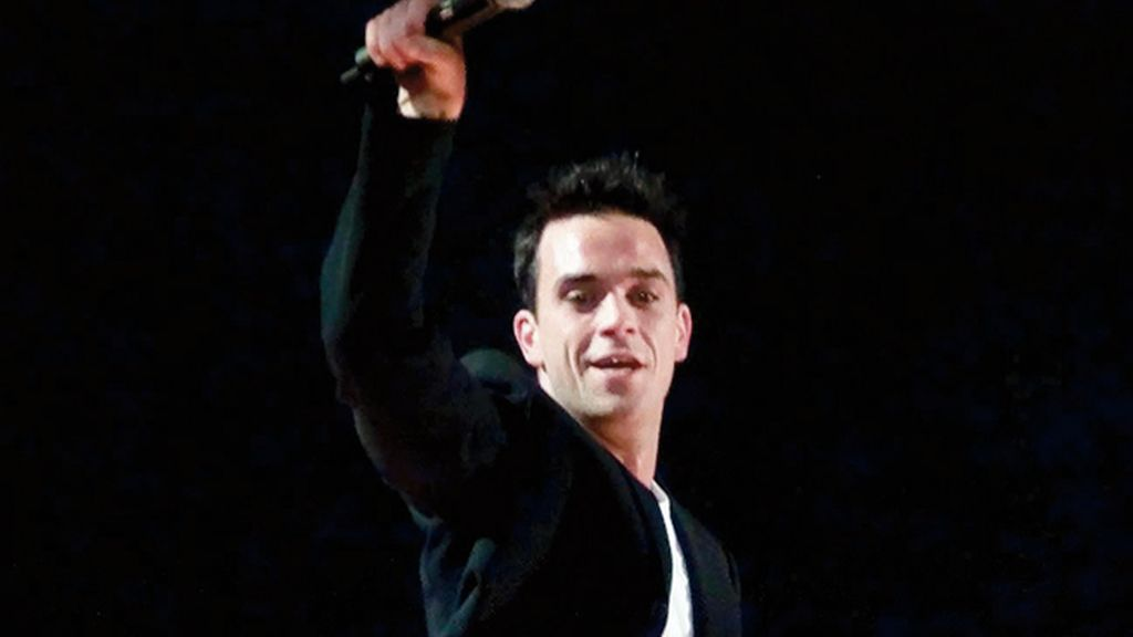Robbie Williams, demasiado genio para Take That