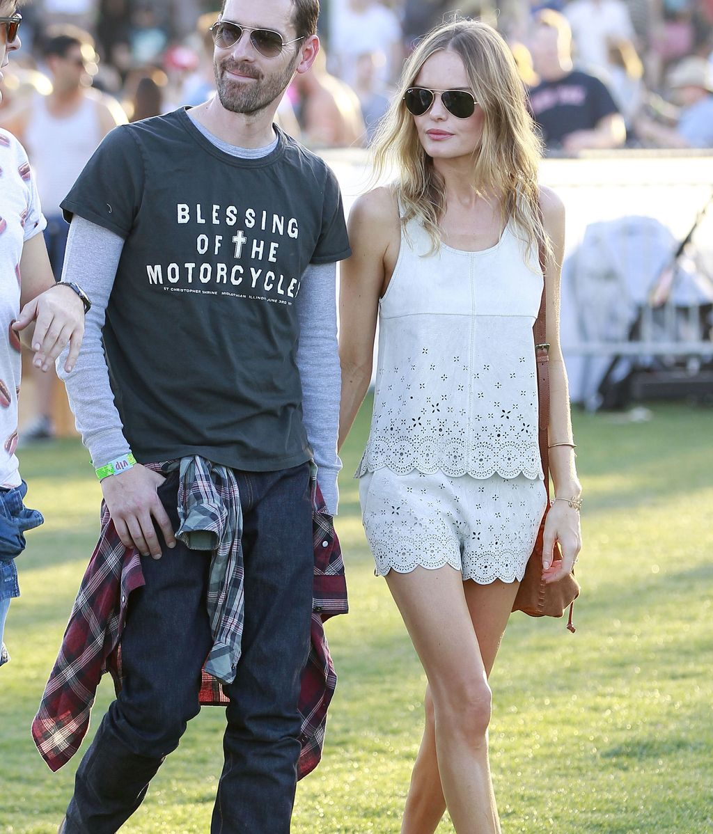 KATE BOSWORTH EN EL FESTIVAL COACHELLA